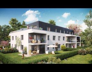 Achat / Vente appartement neuf Colmar quartier des Maraîchers (68000) - Réf. 2294