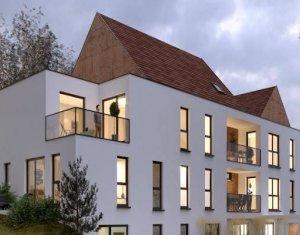 Achat / Vente appartement neuf Didenheim proche Mulhouse (68350) - Réf. 3705