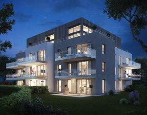 Achat / Vente appartement neuf Duppighem proche de la zone commerciale de Dorlisheim (67120) - Réf. 1554