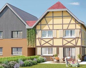 Achat / Vente appartement neuf Ebersmunster proche de Sélestat (67600) - Réf. 2885