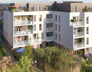 Achat / Vente appartement neuf Eckbolsheim aux portes de Strasbourg (67201) - Réf. 5559