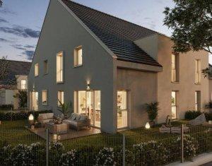 Achat / Vente appartement neuf Guémar proche de la route des vins d'Alsace (68970) - Réf. 6083