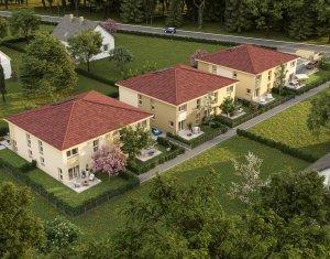 Achat / Vente appartement neuf Habsheim au sud de Mulhouse (68440) - Réf. 6085