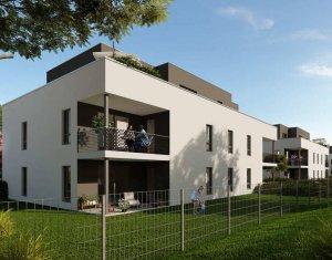 Achat / Vente appartement neuf Habsheim proche Mulhouse (68440) - Réf. 6206