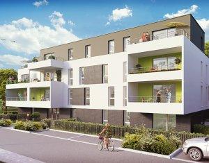 Achat / Vente appartement neuf Haguenau Écoquartier du Chemin Long (67500) - Réf. 2472