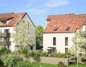 Achat / Vente appartement neuf Haguenau proche centre-ville et écoles (67500) - Réf. 2570