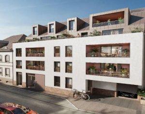 Achat / Vente appartement neuf Haguenau proche de la gare (67500) - Réf. 4615