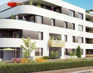 Achat / Vente appartement neuf Haguenau quartier Markenhouse-Munchaker Matzacker (67500) - Réf. 1873