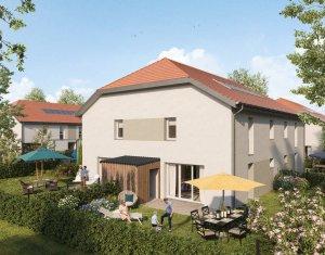 Achat / Vente appartement neuf Haguenau sud proche centre hospitalier (67500) - Réf. 6245