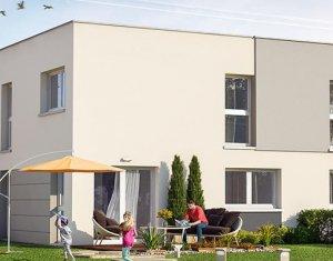 Achat / Vente appartement neuf Hangenbieten 20 minutes de Strasbourg (67980) - Réf. 2259