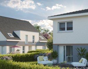 Achat / Vente appartement neuf Herrlisheim entre Haguenau et Strasbourg (67850) - Réf. 2585
