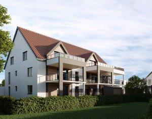 Achat / Vente appartement neuf Hochfelden proche de la gare (67270) - Réf. 6090