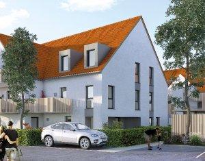Achat / Vente appartement neuf Holtzheim plein coeur de la ville (67810) - Réf. 398
