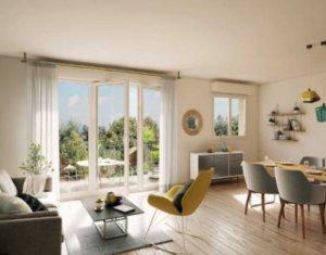Achat / Vente appartement neuf Huningue proche passerelle des Trois Pays (68330) - Réf. 3697