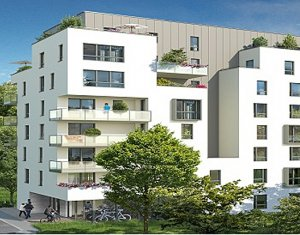 Achat / Vente appartement neuf Illkirch-Graffenstaden éco-quartier (67400) - Réf. 1248