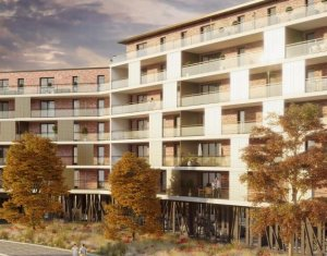 Achat / Vente appartement neuf ILLKIRCH-GRAFFENSTADEN proche canal du Rhône au Rhin (67400) - Réf. 1553