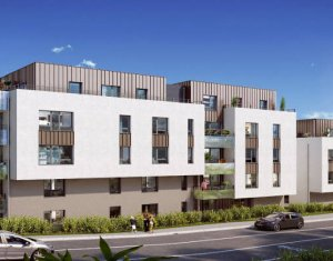Achat / Vente appartement neuf Illkirch-Graffenstaden proche du Canal du Rhône au Rhin (67400) - Réf. 3551