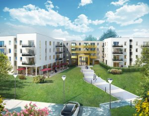 Achat / Vente appartement neuf Kingersheim au calme (68260) - Réf. 1611
