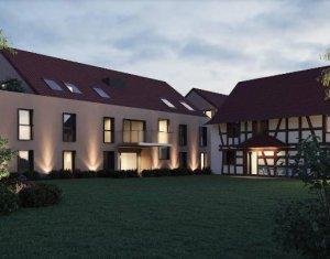 Achat / Vente appartement neuf La Wantzenau bords de l'Ill proche transports (67610) - Réf. 4456