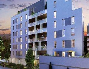 Achat / Vente appartement neuf Lingolsheim au cœur du quartier des Tanneries (67380) - Réf. 3888