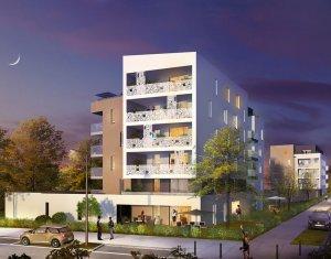 Achat / Vente appartement neuf Lingolsheim dans l'écoquartier des Tanneries (67380) - Réf. 1603