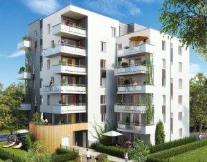 Achat / Vente appartement neuf Lingolsheim Eco quartier des Tanneries (67380) - Réf. 3251