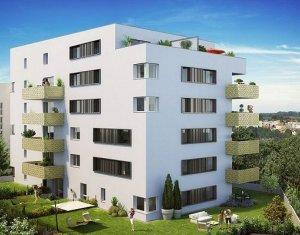 Achat / Vente appartement neuf Lingolsheim Eco quartier des Tanneries (67380) - Réf. 639