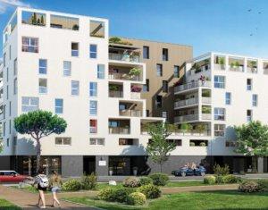 Achat / Vente appartement neuf Lingolsheim écoquartier des Tanneries (67380) - Réf. 5523
