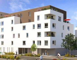 Achat / Vente appartement neuf Lingolsheim écoquartier des Tanneries (67380) - Réf. 2854