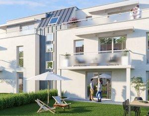 Achat / Vente appartement neuf Lingolsheim proche écoles et commodités (67380) - Réf. 4091