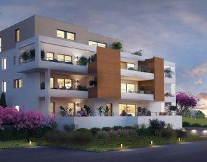 Achat / Vente appartement neuf Lutterbach proche centre-ville (68460) - Réf. 3647