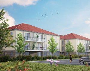 Achat / Vente appartement neuf Marange-Silvange proche Metz (57159) - Réf. 137