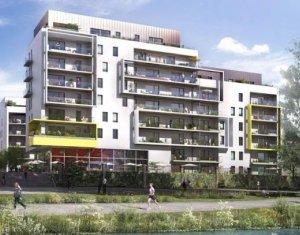 Achat / Vente appartement neuf Metz proche des universités (57000) - Réf. 102