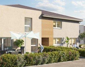 Achat / Vente appartement neuf Mulhouse dans un quartier résidentiel (68100) - Réf. 3549