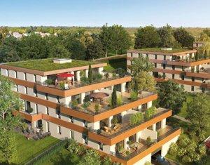 Achat / Vente appartement neuf Nancy (54000) - Réf. 73
