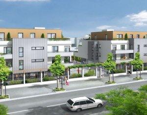 Achat / Vente appartement neuf Nancy, proche Place Stanislas (54000) - Réf. 39