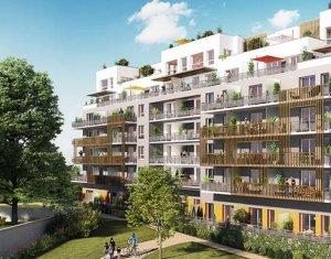 Achat / Vente appartement neuf Nancy quartier Grand Coeur proche établissements scolaires (54000) - Réf. 1733