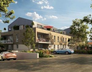 Achat / Vente appartement neuf Oberhausbergen proche hôpital de Hautepierre (67205) - Réf. 5555