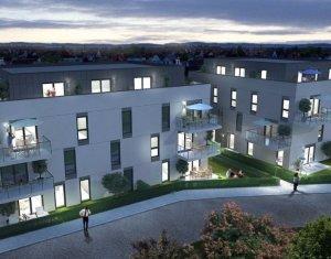 Achat / Vente appartement neuf Oberhausbergen proche marie (67205) - Réf. 1588