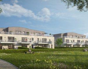 Achat / Vente appartement neuf Oberhoffen dans un écrin de nature (67240) - Réf. 1508