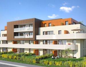 Achat / Vente appartement neuf Obernai proche centre-ville (67210) - Réf. 688