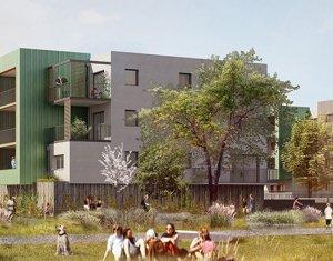 Achat / Vente appartement neuf Obernai quartier du Parc des Roselières (67210) - Réf. 678