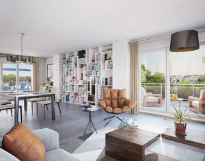 Achat / Vente appartement neuf Ostwald dans les hauteurs de ville (67540) - Réf. 5321