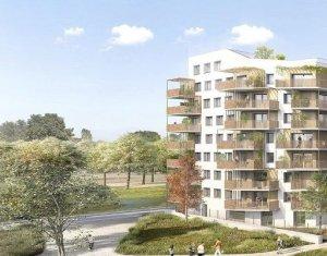 Achat / Vente appartement neuf Ostwald écoquartier proche centre-ville (67540) - Réf. 1697