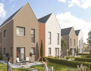 Achat / Vente appartement neuf Pulversheim proche école et commerces (68840) - Réf. 4019