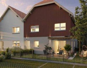 Achat / Vente appartement neuf Quartier résidentiel entre voie verte, vignobles et champs (67310) - Réf. 5263