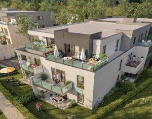 Achat / Vente appartement neuf Riedisheim à la lisière de la forêt du Tannenwald (68400) - Réf. 3397