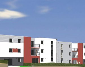 Achat / Vente appartement neuf Rombas proche base de loisirs (57120) - Réf. 136