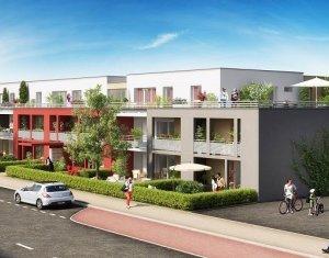 Achat / Vente appartement neuf Saint-Louis centre-ville proche frontières (68300) - Réf. 2031