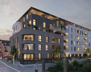 Achat / Vente appartement neuf Saint-Louis hypercentre (68300) - Réf. 3536